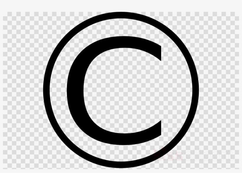 Copyright logo white clipart graphic freeuse library Copyright Clipart Copyright Symbol Clip Art - Dog Foot Clipart Png ... graphic freeuse library