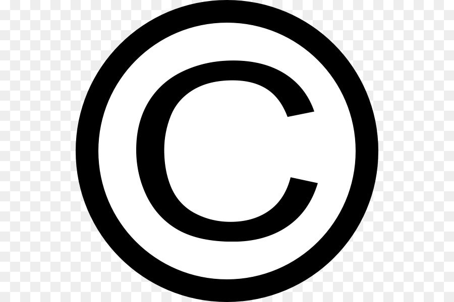 Copyright symbol clipart free download clip library stock Copyright Symboltransparent png image & clipart free download clip library stock