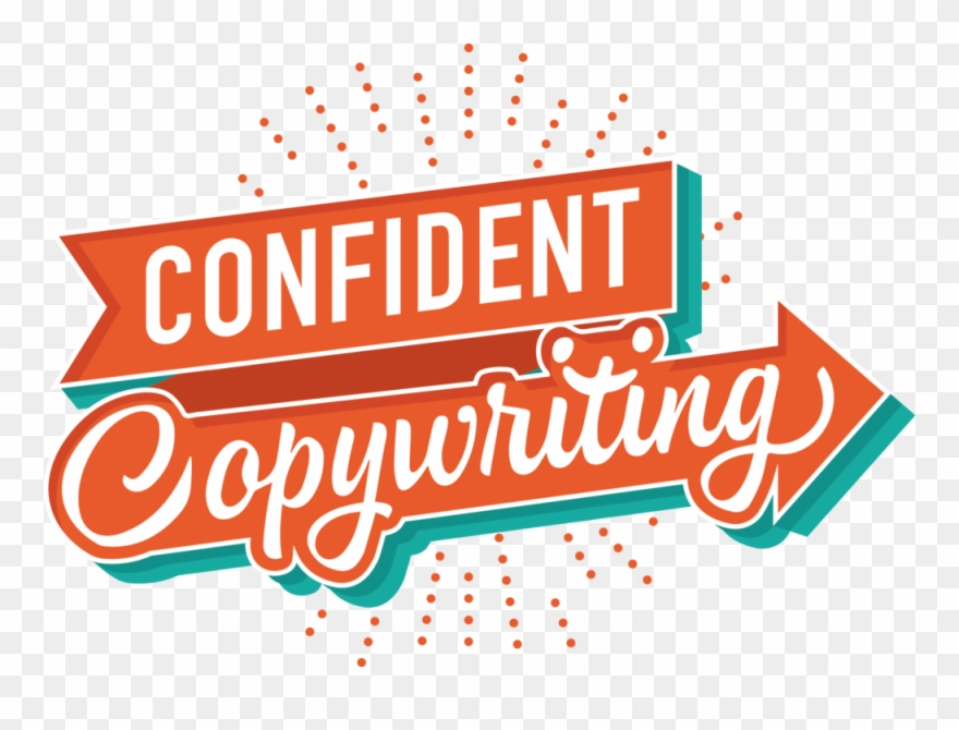 Copyriting clipart png royalty free download Confident Copywriting Logo Full Colour - Copywriting Clipart ... png royalty free download