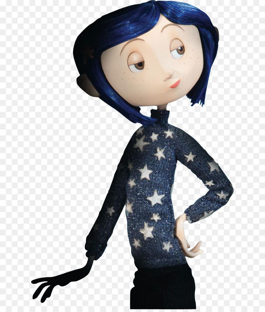 Coraline clipart clip royalty free download Hair Cartoon clipart - Blue, Cartoon, Design, transparent ... clip royalty free download