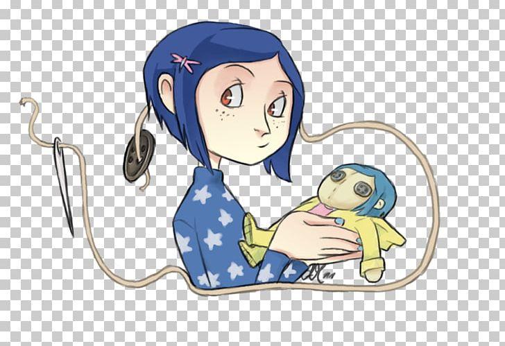 Coraline clipart svg royalty free download Coraline Jones Wybie Lovat Fan Art PNG, Clipart, Anime, Art ... svg royalty free download