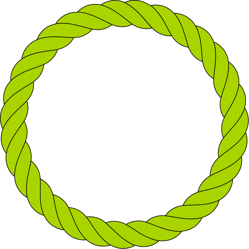 Cord clipart clip freeuse Free Clipart: Circular cord | yves_guillou clip freeuse