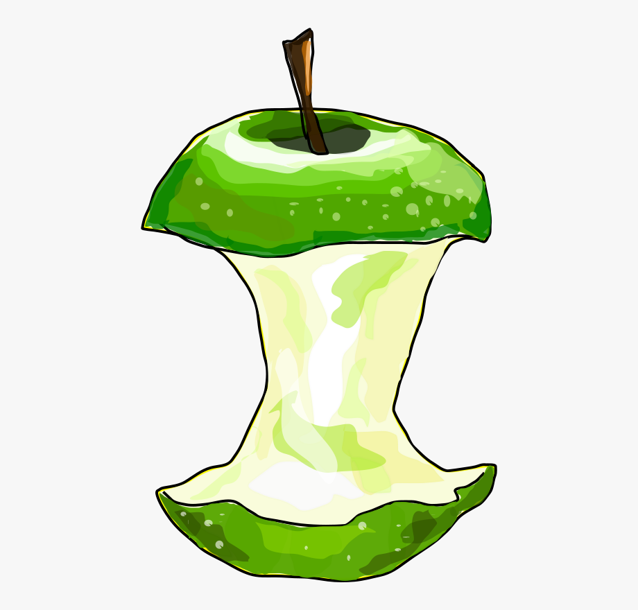 Core clipart picture royalty free library Apple Core Clipart , Transparent Cartoon, Free Cliparts ... picture royalty free library