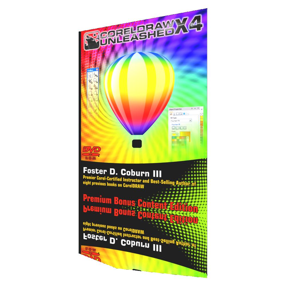 Corel draw 12 clipart book picture free library CorelDRAW X4 Unleashed Premium Edition - CorelDRAW Unleashed picture free library