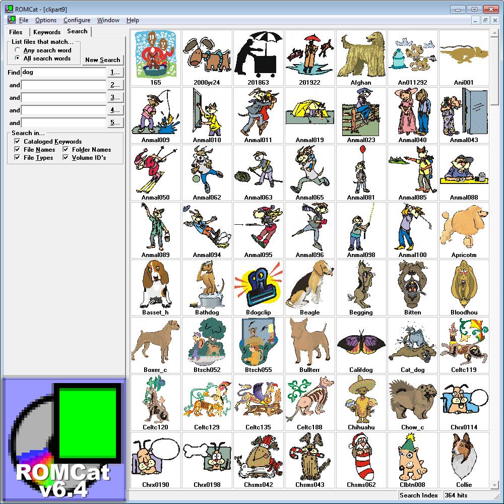 Corel draw clipart image transparent stock ROMCat Clip Art Utility - CorelDRAW Unleashed image transparent stock