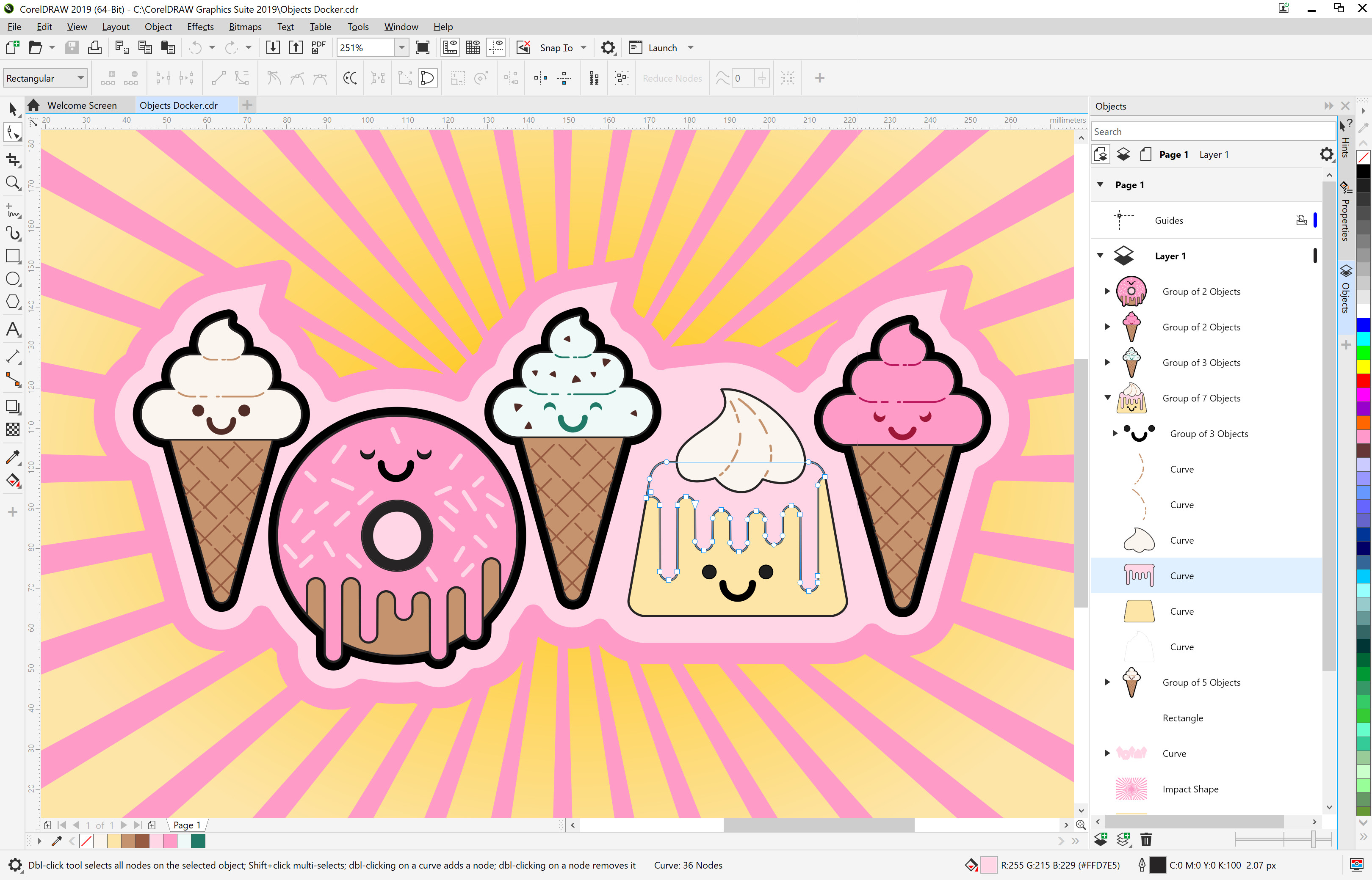 Coreldraw clipart access for coreldraw 8 you tube clipart royalty free library CorelDRAW Graphics Suite 2019 launches for Windows, macOS ... clipart royalty free library
