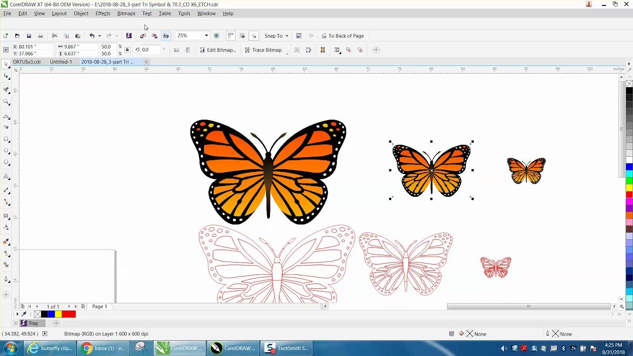 Coreldraw clipart cd jpg transparent Corel Draw Tips & Tricks Reduce Clipart before you Trace - YouTube ... jpg transparent