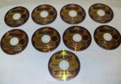 Coreldraw clipart cd svg free download CorelDRAW Graphics Suite 11 + Corel Gallery Magic 205,000 - 9 Disc\'s  735163150490   eBay svg free download