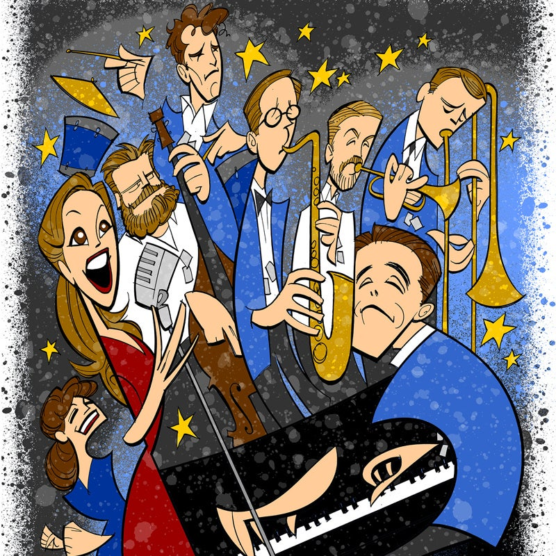 Corey cott clipart picture royalty free stock Laura Osnes & Corey Cott Open on Broadway in the New Musical ... picture royalty free stock