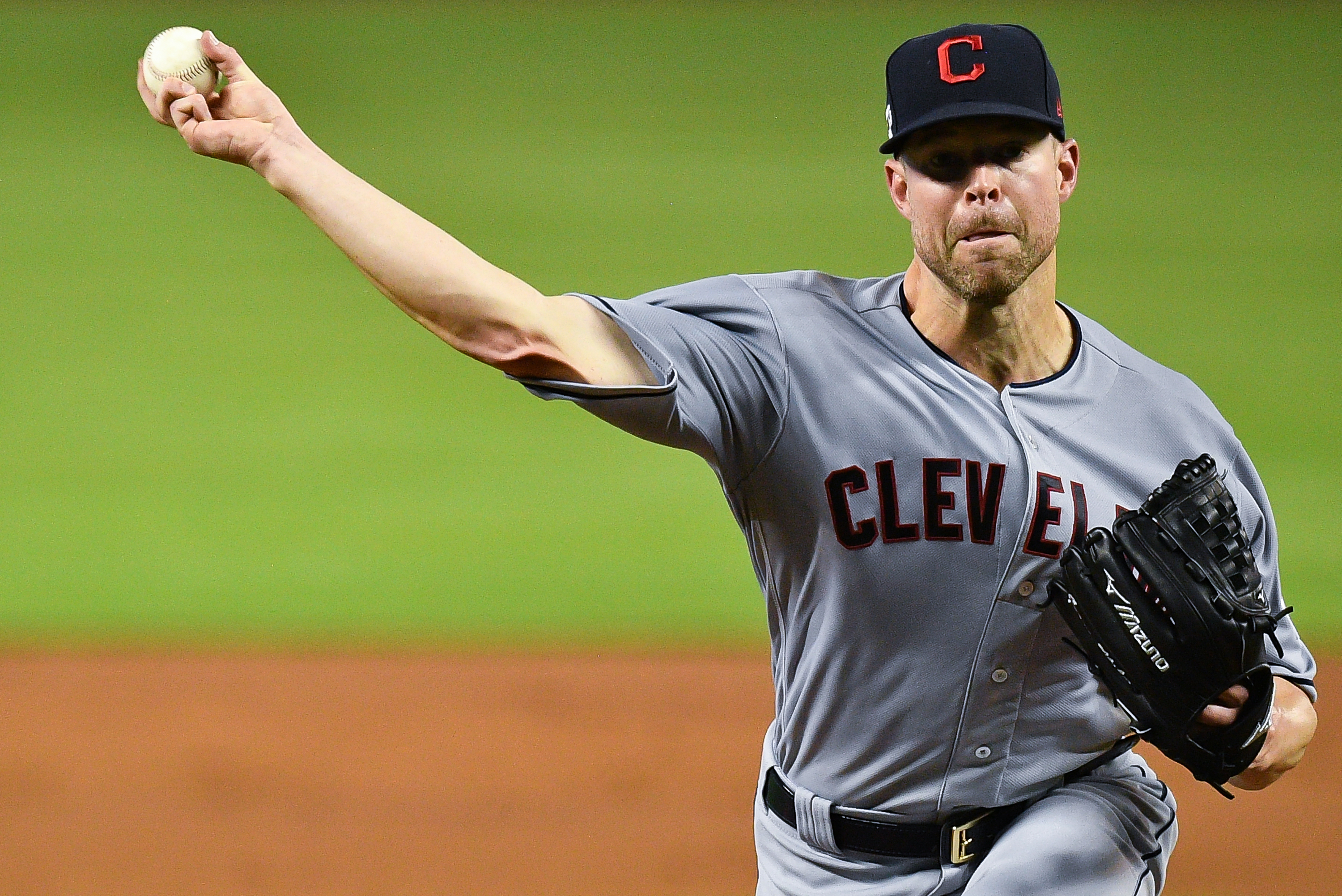 Corey kluber clipart image free download Corey Kluber Placed on IL with Fractured Ulna; Will Be ... image free download