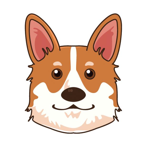 Corgi pumpkin clipart clip royalty free download Corgioji - Corgi Emoji & Stickers by Ashwani singla clip royalty free download
