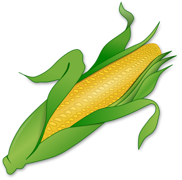 Corn beans and squash clipart stock Free Sweet Corn Clipart - Clipart Picture 1 of 14 stock