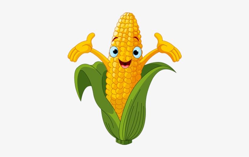 Corn cob clipart banner freeuse Vegetable Cartoon Drawing Clip Art - Corn Cob - Free ... banner freeuse