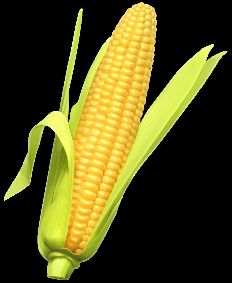 Corn dog clipart jpg black and white Corn clipart web - WikiClipArt jpg black and white