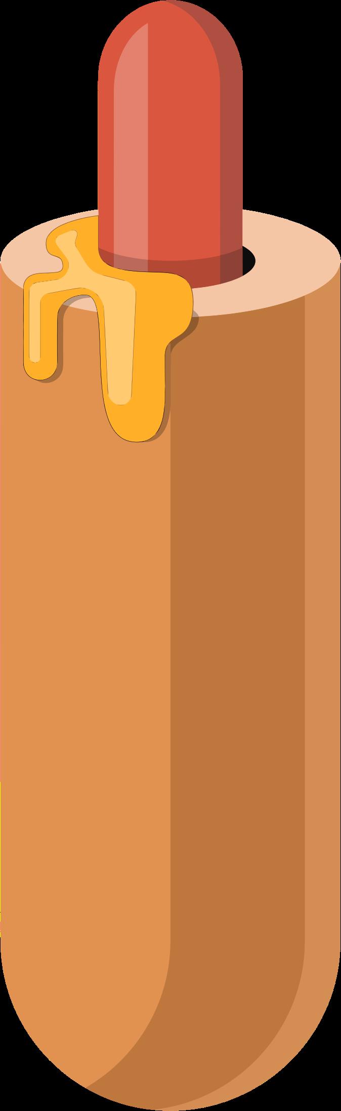 Corn dog clipart clip art transparent stock Clipart - Corndog clip art transparent stock