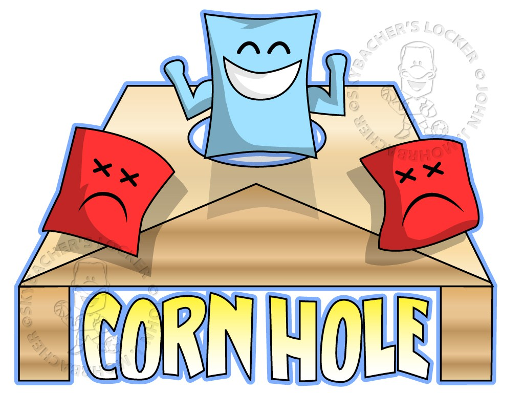 Corn hole game clipart black and white graphic library download Cornhole Clipart | Free download best Cornhole Clipart on ... graphic library download
