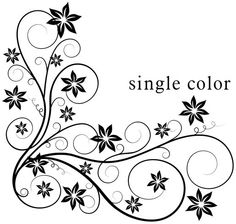 Corner patterns clipart clipart stock Simple+Corner+Borders+Clip+Art | ... outlined floral borders ... clipart stock