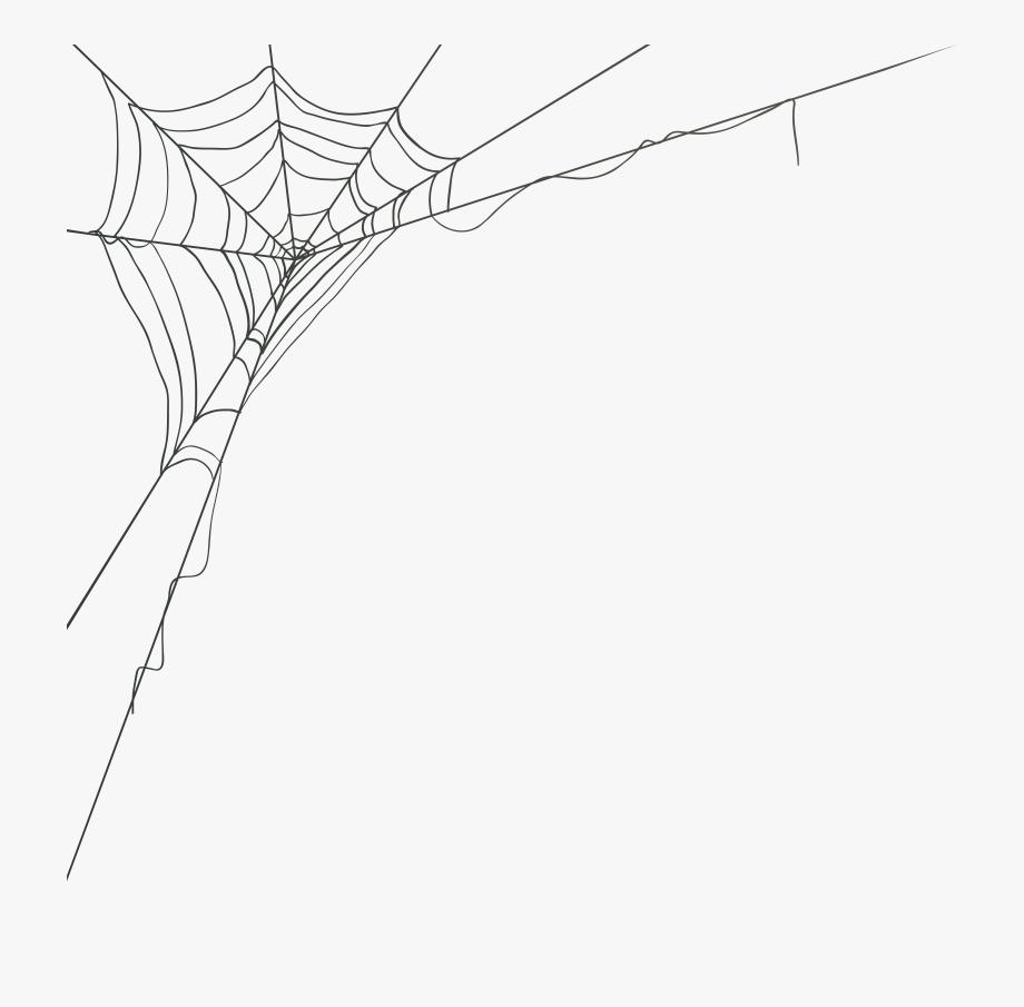 Corner spider web clipart clipart free stock Spider Web Corner Png #709190 - Free Cliparts on ClipartWiki clipart free stock