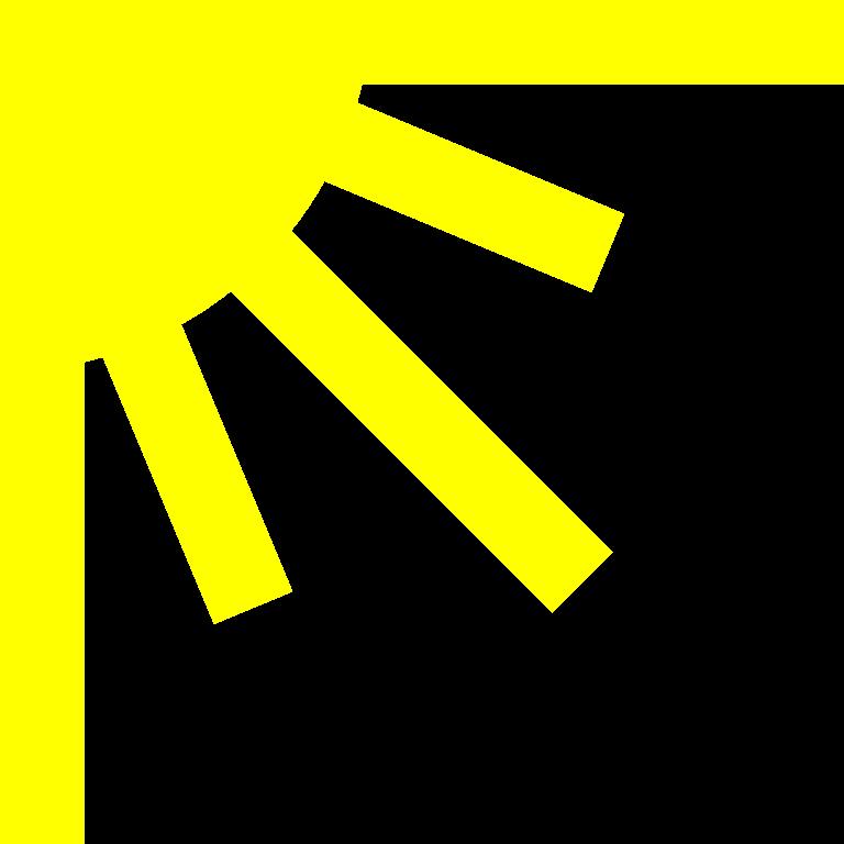 Corner sun clipart clip File:Sun corner.svg - Wikimedia Commons clip