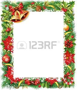 Cornice natale clipart vector freeuse download Clipart cornici natale 6 » Clipart Portal vector freeuse download