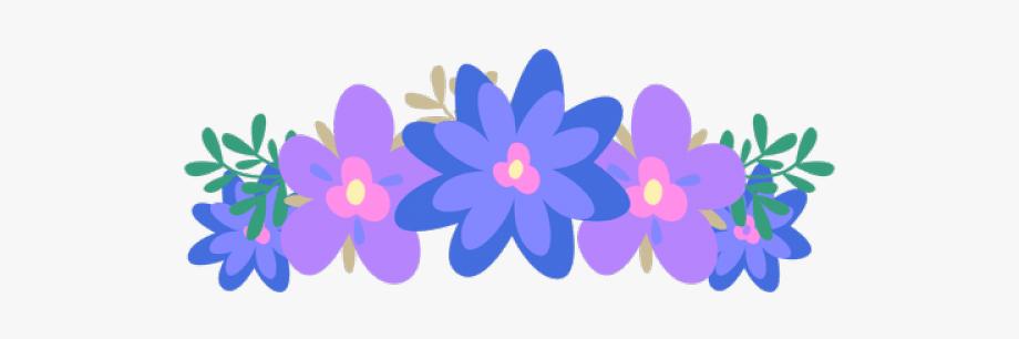 Coroa de flores clipart