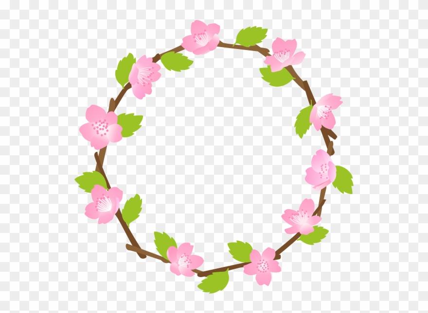 Corona de rosas clipart library Corona De Flores 5 By Hitose Clipart - Full Size Clipart (#2498535 ... library