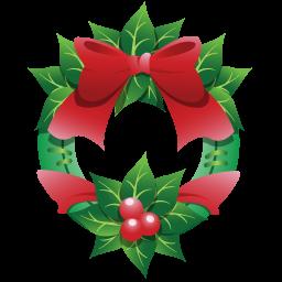 Corona navide+-a clipart clipart 10 imágenes de navidad para imprimir y colorear | CC- CLIP ART ... clipart
