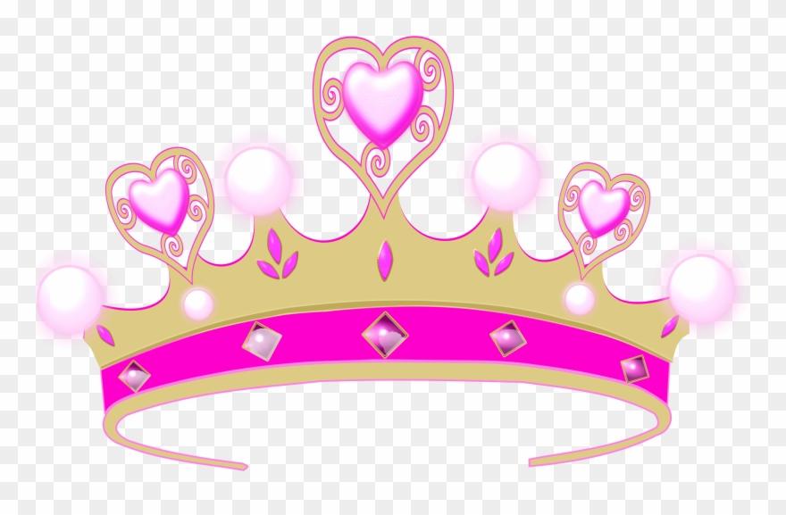 Corona vector clipart jpg free stock Prince Crown Cliparts - Corona De Princesa Vector - Png Download ... jpg free stock