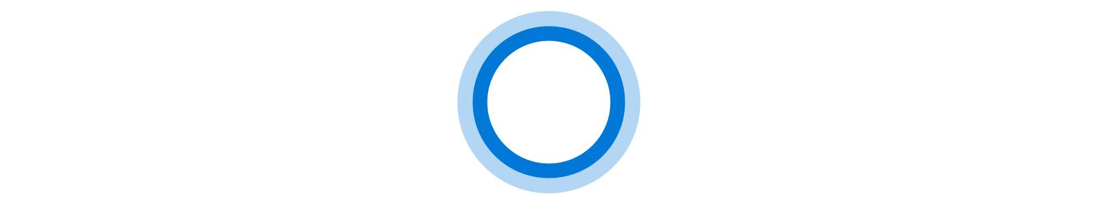 Cortana logo clipart clip art black and white download Cortana | Your Intelligent Virtual & Personal Assistant | Microsoft clip art black and white download