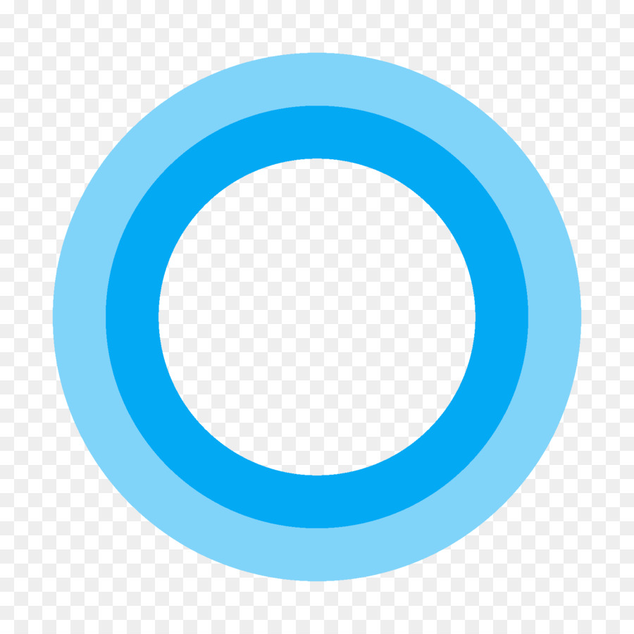 Cortana logo clipart png free download Blue Circle clipart - Circle, transparent clip art png free download