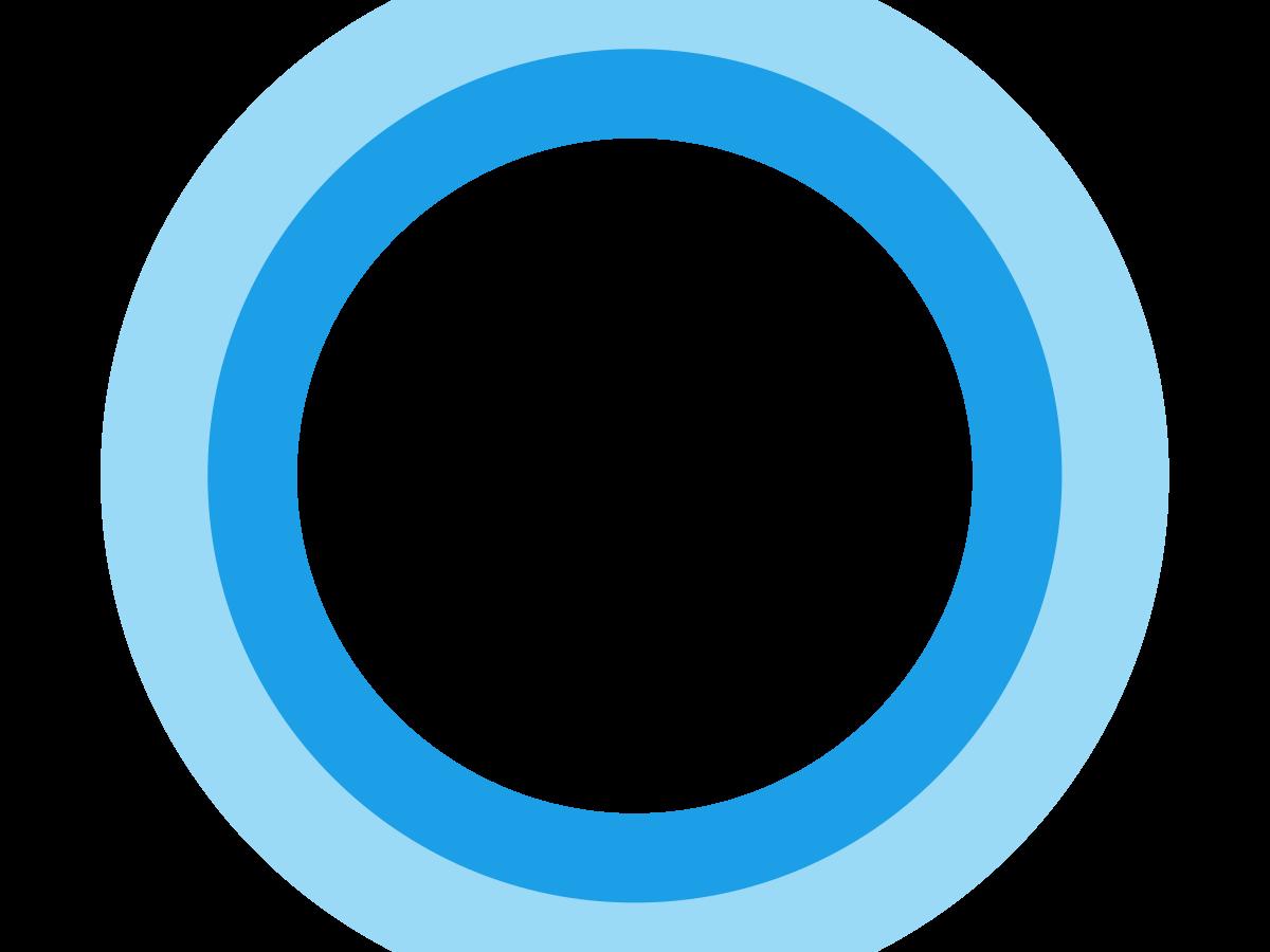 Cortana logo clipart clip art transparent stock Microsofts decouples Search and Cortana in Windows 10 v1901 clip art transparent stock