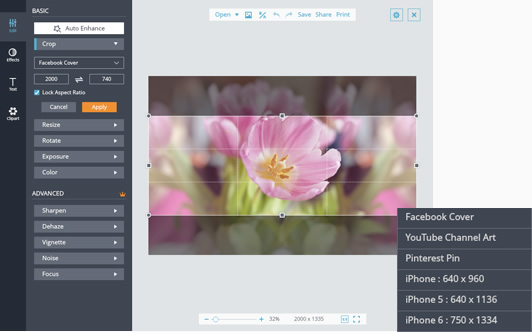 Cortar imagem online clipart clip free Recortador de fotos – Recortar fotos online gratis   FotoJet clip free