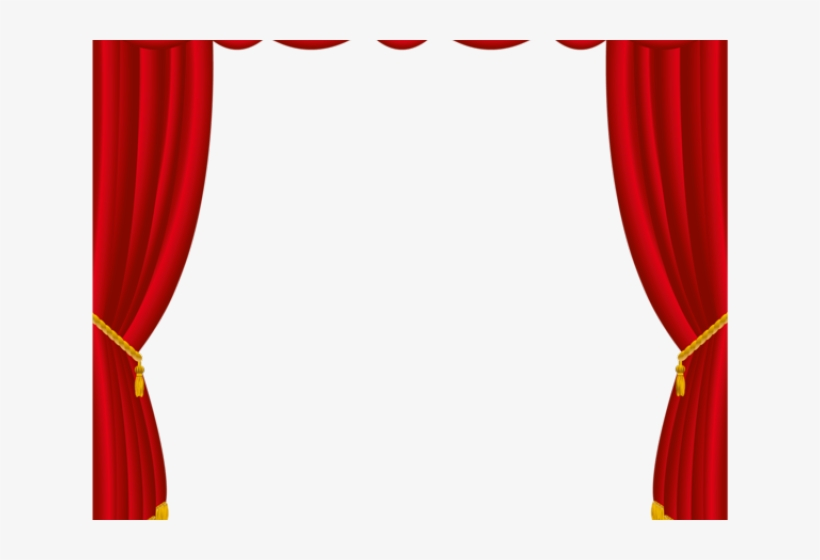 Cortina clipart png library Curtain Clipart Puppet Stage - Cortina Circo Png - Free Transparent ... png library