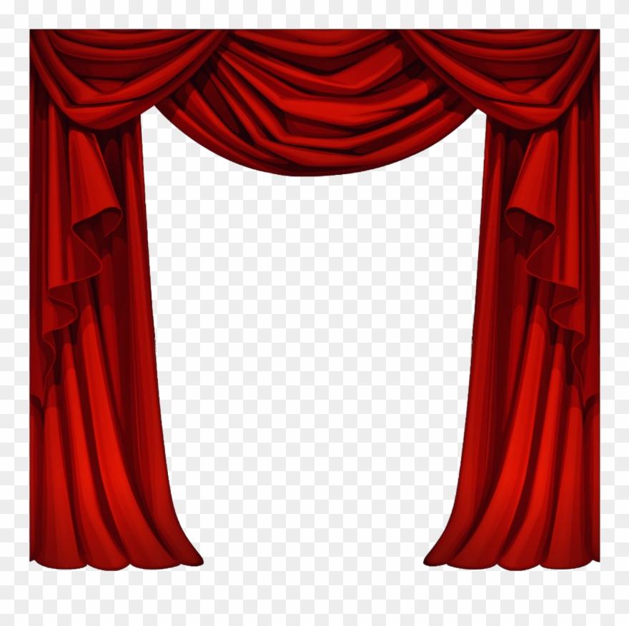 Cortina clipart jpg library library Cortina Curtains Cortinas Fabric Tela Cloth Cor Ⓒ - Window Valance ... jpg library library