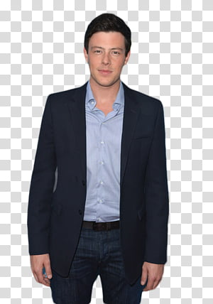 Cory monteith clipart svg freeuse library Cory Monteith, man wearing white dress shirt transparent background ... svg freeuse library
