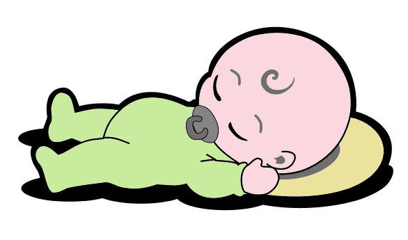 Cosleeping clipart banner library Free Sleeping Baby Cartoon, Download Free Clip Art, Free Clip Art on ... banner library