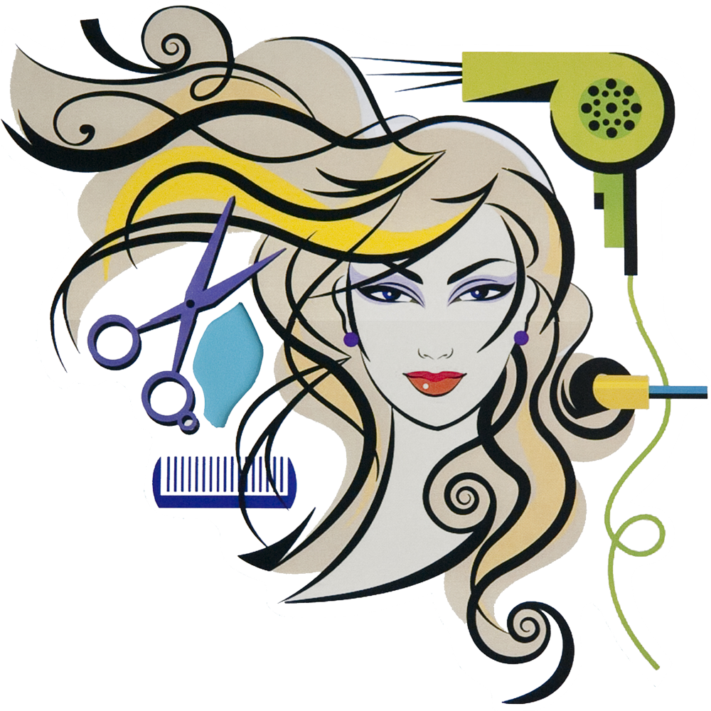 Cosmetology school clipart jpg library library Kreative Cosmetology | Client Services jpg library library
