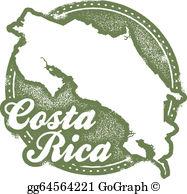 Costa rica clipart graphic transparent download Costa Rica Clip Art - Royalty Free - GoGraph graphic transparent download