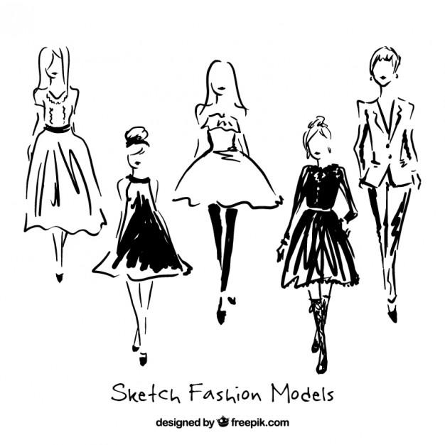 Costume designer logo black and white clipart picture freeuse download Fashion Vectors, Photos and PSD files | Free Download picture freeuse download