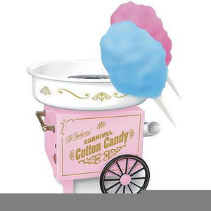 Free clipart cotton candy clip black and white library Free Cotton Candy Clipart | Free Images at Clker.com - vector clip ... clip black and white library