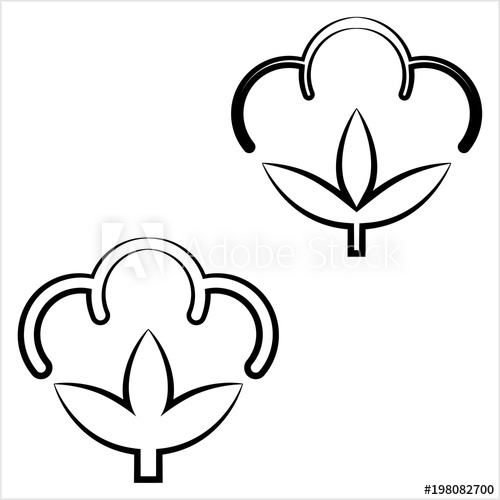 Cotton fiber cliparts picture royalty free Cotton Boll Drawing | Free download best Cotton Boll Drawing on ... picture royalty free
