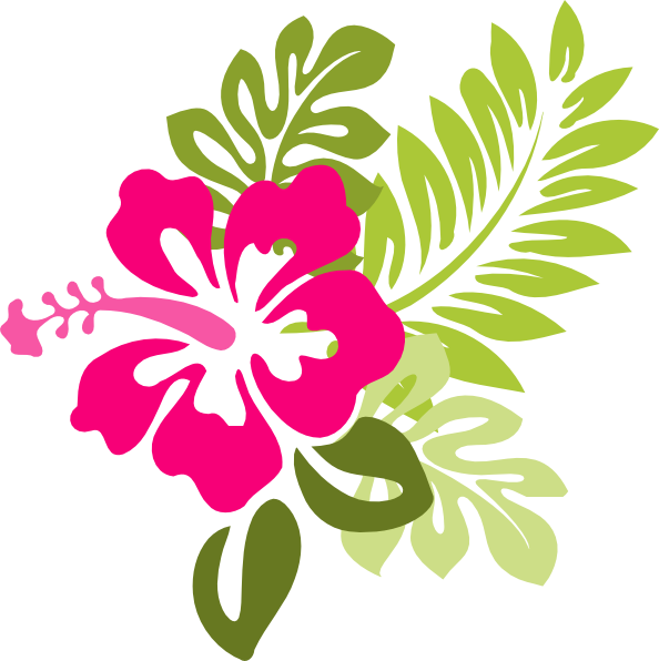 Hawaiian flower clipart png png transparent stock Should I paint this on my wall? | Paint | Pinterest | Walls, Cricut ... png transparent stock