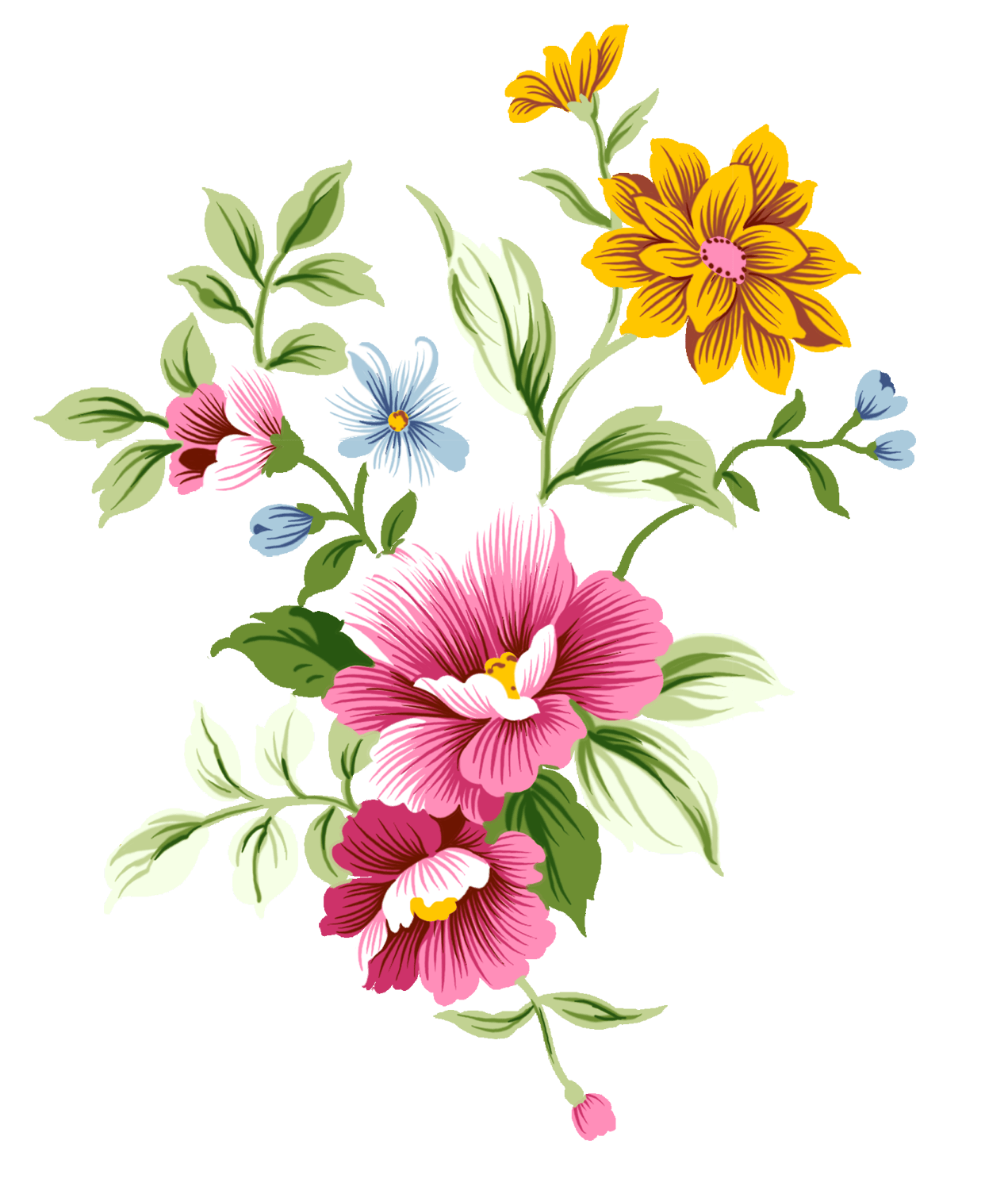 Library of wilting flower banner royalty free png files ...