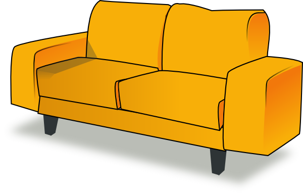Couch pictures clipart picture library library Free Couch Cliparts, Download Free Clip Art, Free Clip Art on ... picture library library