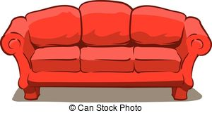 Couch pictures clipart freeuse stock Couch vector clipart | Clipart Panda - Free Clipart Images freeuse stock