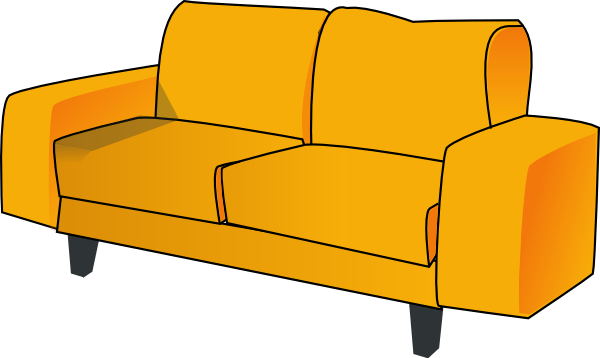 Couch pictures clipart picture freeuse stock Couches Clipart | Free download best Couches Clipart on ClipArtMag.com picture freeuse stock