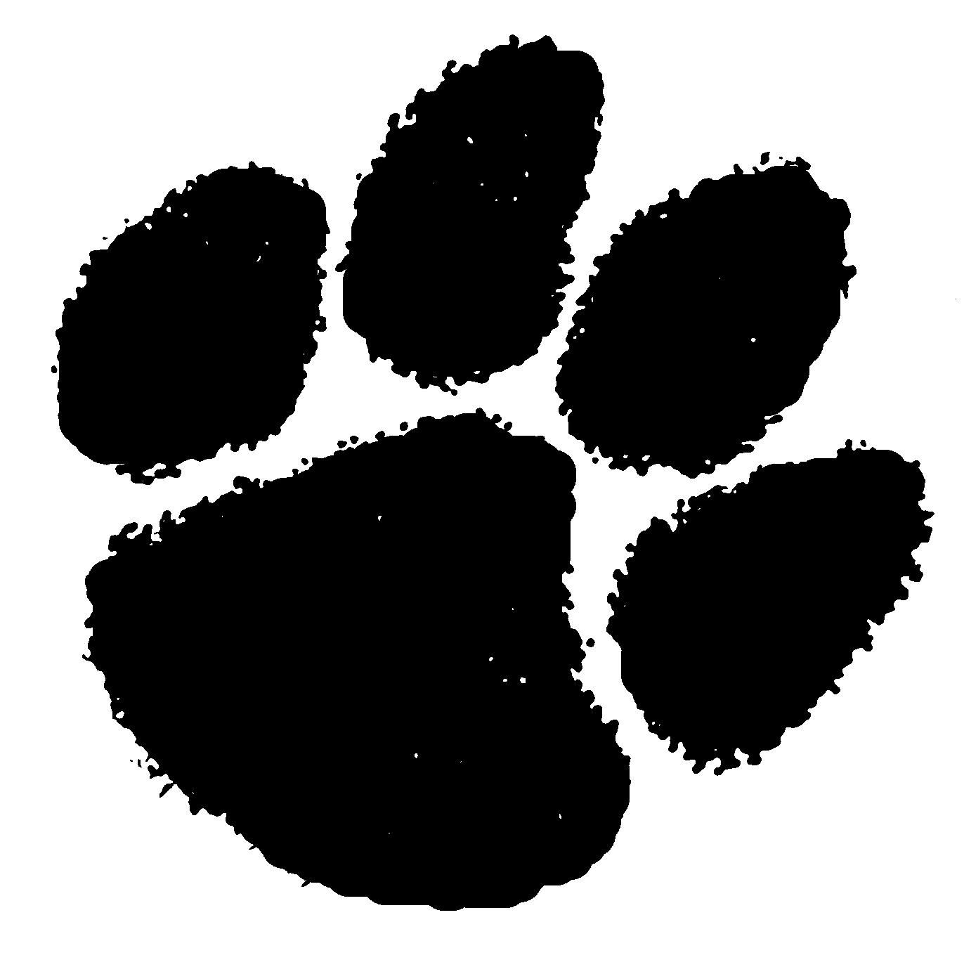 Cougar paw print clipart jpg library 66+ Cougar Paw Print Clip Art | ClipartLook jpg library