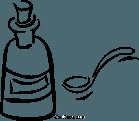 Cough medicine clipart banner download Cough medicine Royalty Free Vector Clip Art illustration -vc045406 ... banner download