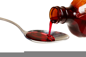 Cough syrup clipart svg freeuse stock Cough Syrup Clipart | Free Images at Clker.com - vector clip art ... svg freeuse stock