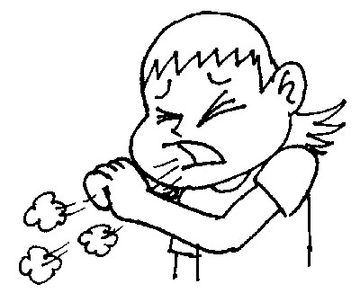 Coughing clipart free banner black and white library Free Coughing Pictures, Download Free Clip Art, Free Clip Art on ... banner black and white library